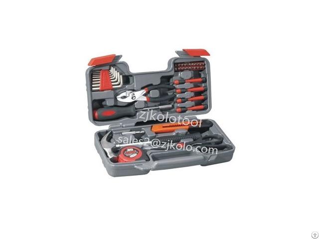 Household 39pcs Tool Set Toolskit