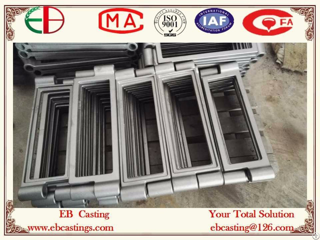 High Quality Heat Treatment Furnace Accessories Precision Castings Eb22224