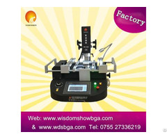 Mcgs Touch Screen Wds 4860 Economic Bga Rework Station Chip Reballing Machine