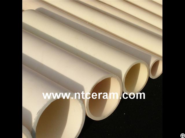 High Purity Alumina Corundum Tube For Industrial Furnace