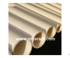 High Purity Alumina Corundum Tube For Industrial Furnace