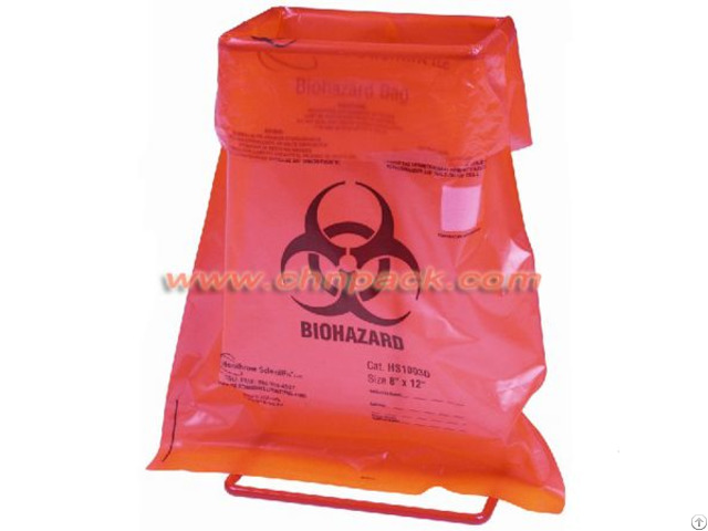 Hospital Hazardous Autoclave Bag