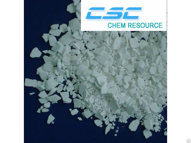 The Best Quality Magnesium Chloride Anhydrous Hexahydrate