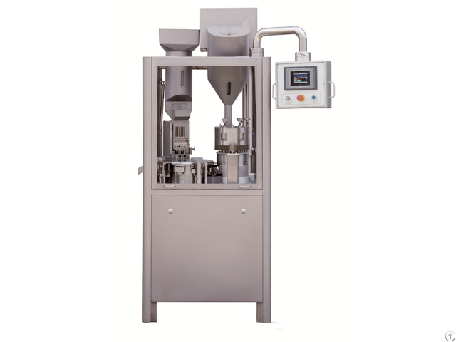Njp Automatic Capsule Filling Machine