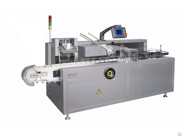 Automatic Cartoning Machine For Blisters Bottles
