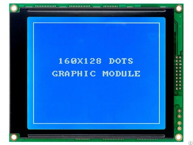 Lcd Display Module Bn160128a