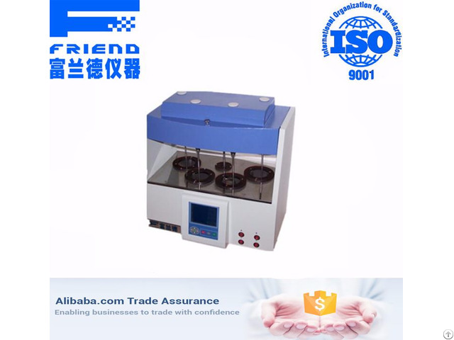 Lubricant Oil Rust Preventing Characteristics Tester