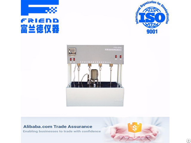 Lubricant Oil Rust Preventing Property Tester