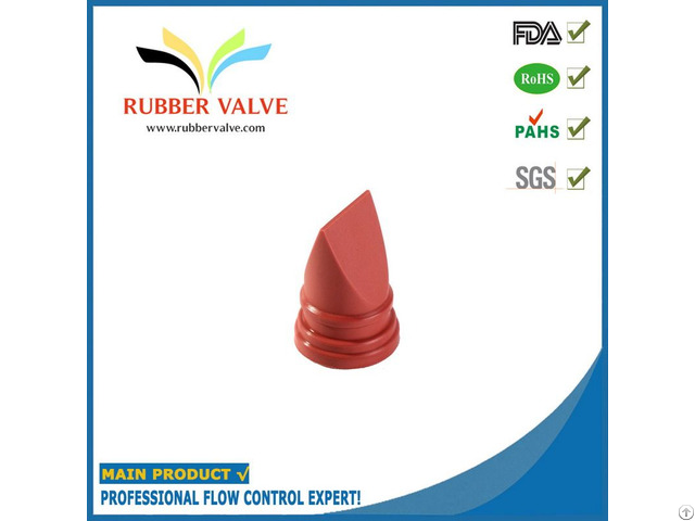 Duckbill Used In Air Pump One Way Valve