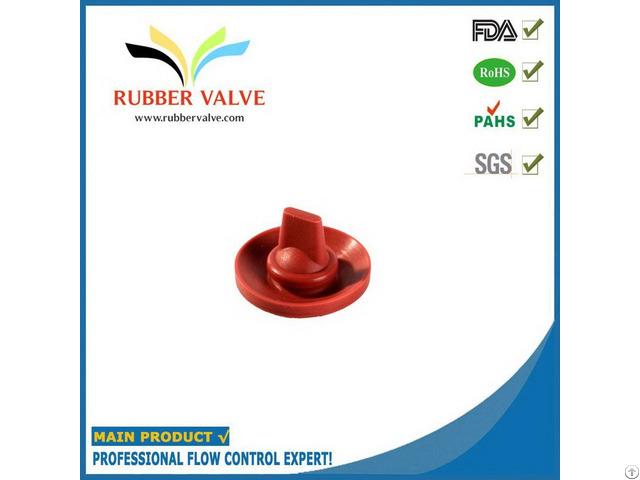 Umbrella Duckbill Silicone Two Way Valve
