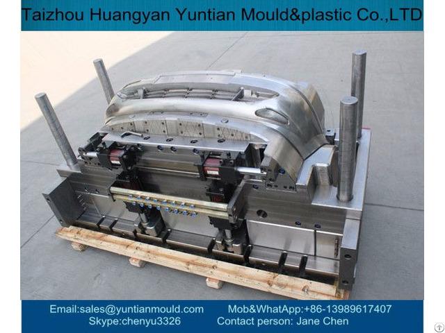 China Super Quality Auto Bumper Mould Maker