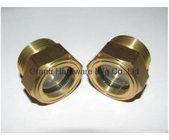 Oil Sight Glass For Compressor