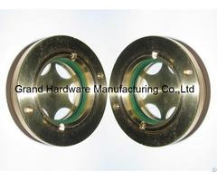 Hydraulic Brass Oil Sight Glass