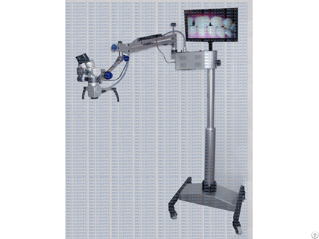 Inclinable Dental Microscope
