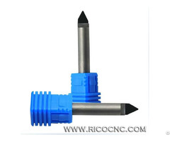 Pcd Diamond Router Bits For Granite Stone Engraving