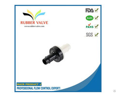 Plastic Micro Check Valve For Windscreen Washer