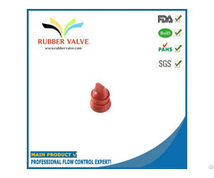 Mini One Way Duckbill Valve For Fuel Injection Pump