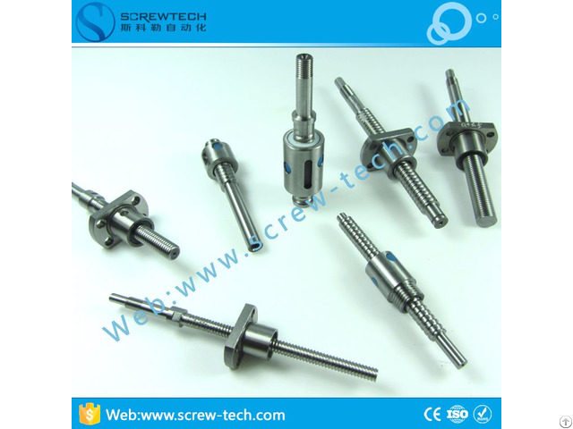 Factory Supply Miniature Ball Screw 0802 For Cnc Machinery Parts