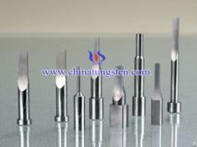 Tungsten Carbide Punch
