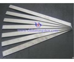 Tungsten Carbide Sheet