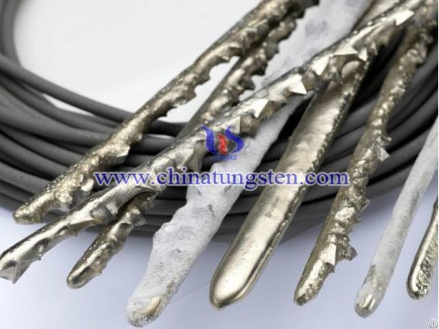 Tungsten Carbide Hardfacing Electrodes