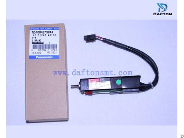 Smt Machine Parts Panasonic Cm402 Servo Motor N510042738aa P50b02002bxs7c