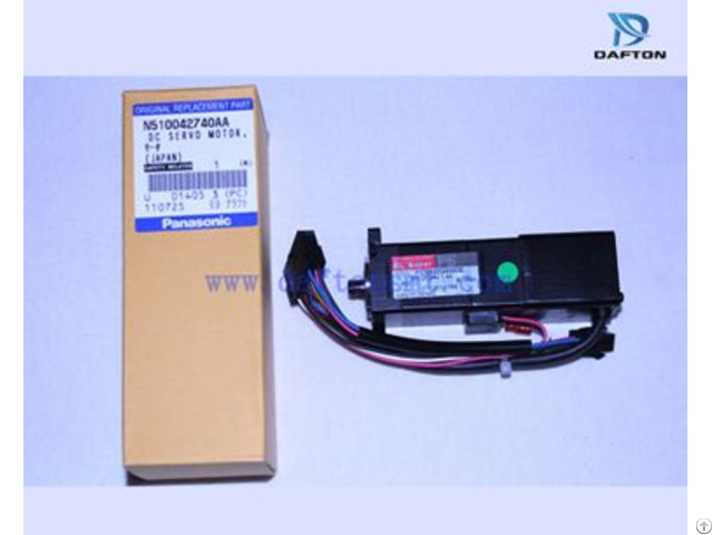 Panasonic Dc Servo Motor N510042740aa P50ba2002bxs3c For Dt401 Cm402 Theta Axis