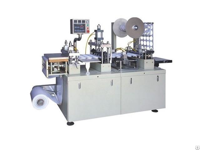 Automatic Cup Cap Making Machine Dpp400