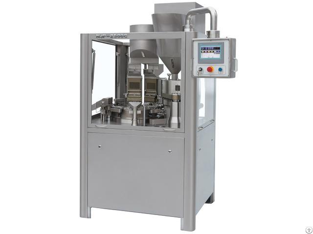 Njp 2000c Automatic Capsule Filling Machine