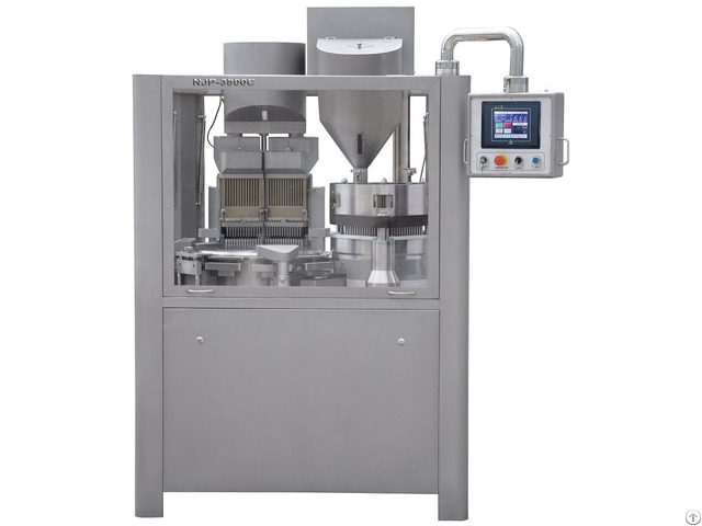 Njp 3800c Automatic High Speed Capsule Filling Machine