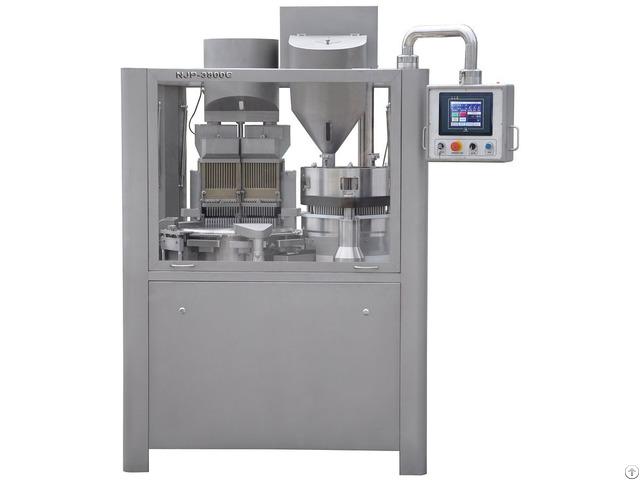 Njp 3800c Automatic High Speed Capsule Filling Machine