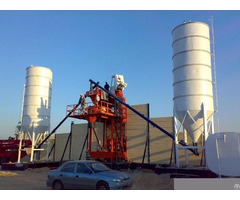 Minrui Group Hzs25 Concrete Batching Plant