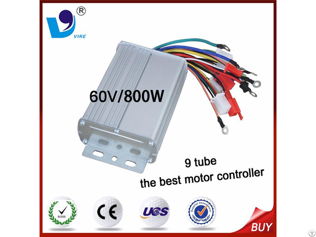 China Electronic Bike Brushless Wheel Motor Controller