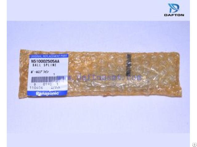 Panasonic Ball Spline Shaft N510002505aa For Cm402 Nozzle 8 Head Unit