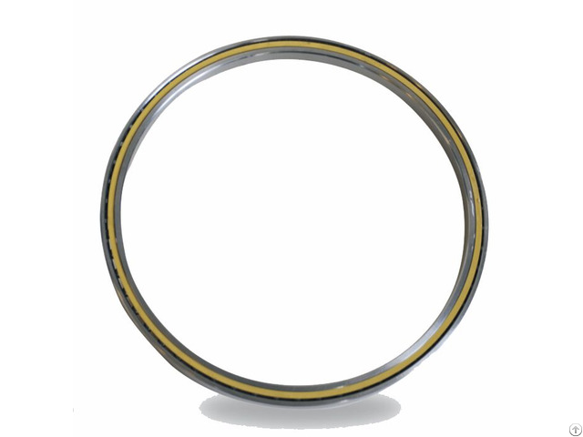 Thin Section Four Point Contact Bearing