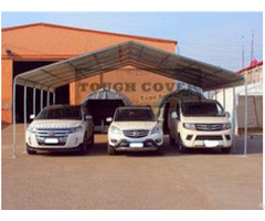 Steel Carports Garages Made In China