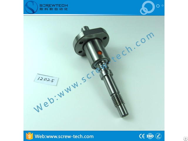 Customized Ball Screw Gq1202 5 For 3d Engraving Machine