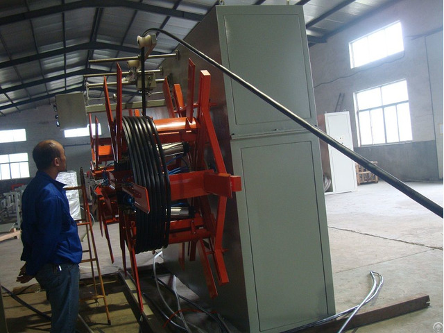 Pe Pp Ppr Pipe Extrusion Production Line