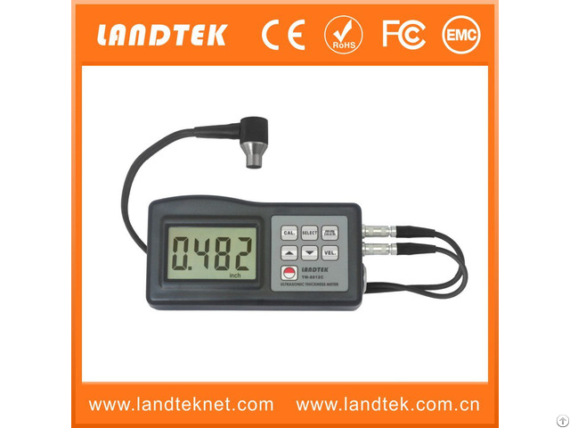 Ultrasonic Thickness Meter Tm 8812c