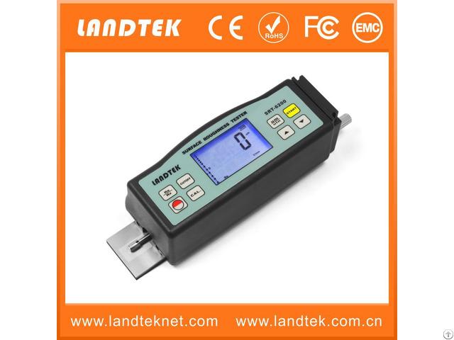 Landtek Surface Roughness Tester Srt 6200