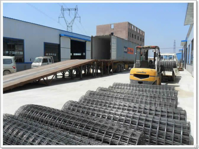 Black Welded Wire Mesh With Good Quality