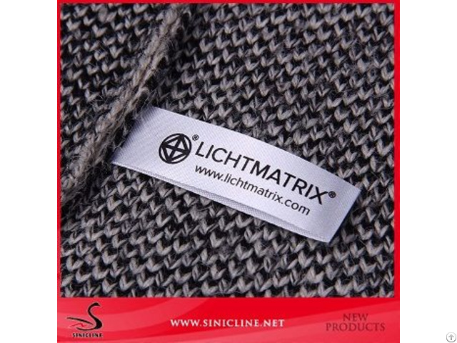Sincline Custom Printed Labels For Clothings