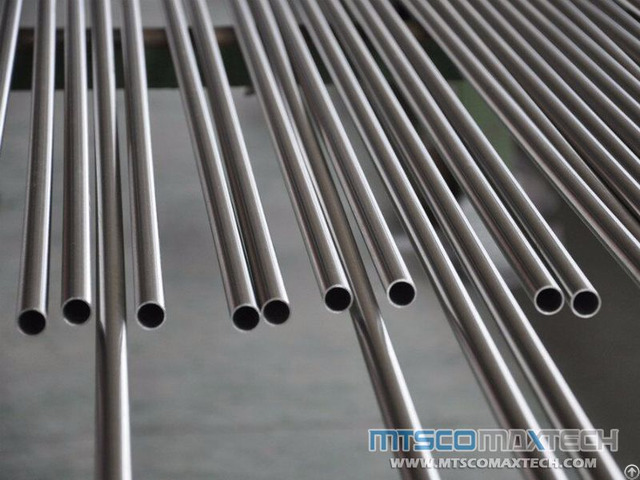 Astm A269 Tp316l Stainless Steel Seamless Tube Bright Annealed