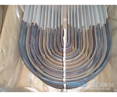 Tp316 U Bend Stainless Steel Heat Exchanger Tubing