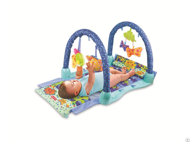 Three In 1 Ocean Seas Musical Lullaby Baby Activity Play Gym 3039