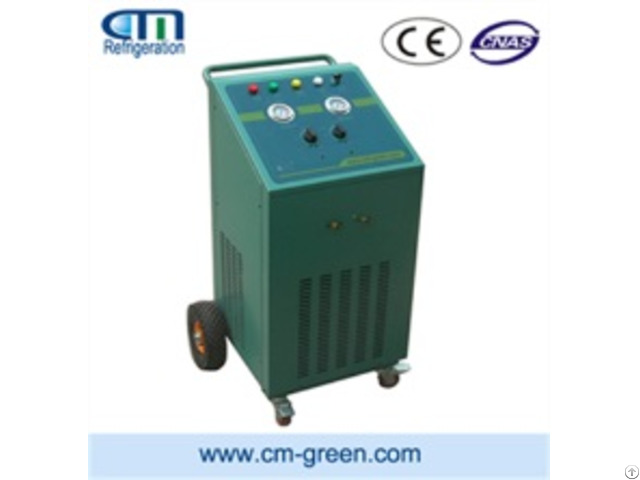 Light Commercial Refrigerant Recovery Machine For Screw Units