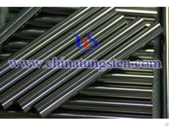 Tungsten Carbide Round Rod