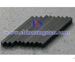 Tungsten Carbide Square Rod
