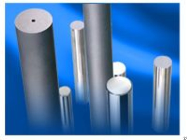 Tungsten Carbide Cylindrical Hole Rods