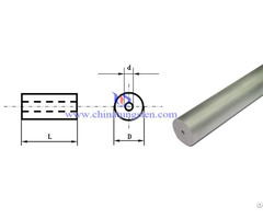 Tungsten Carbide Single Hole Rod